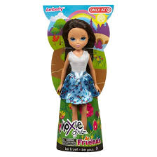 Moxie Girlz Friends Mini Doll Amberly Target