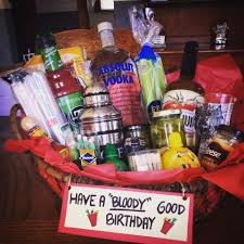 bloody gift basket bloody gift basket handmade gift and