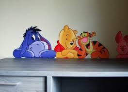 bureau winnie winnie the pooh mural lizart