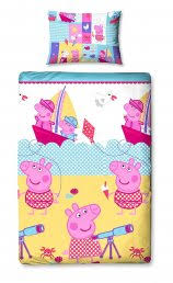 Peppa Pig Single Duvet Set Wholesale Peppa Pig Kids Clothing 1st Kids Wholesale