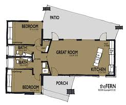 small green home plans jetson green the simple house offers modern affordable green