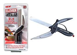 pictures of kitchen knives buy clever cutter 2 in 1 food chopper replace your kitchen