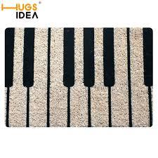 Funny Area Rugs Hugsidea Music Piano Carpet Funny Piano Keyboard Area Rugs For