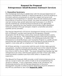 small business proposal templates 10 free word pdf format