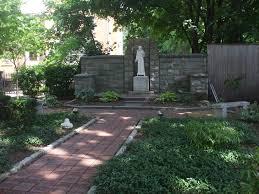 Meditation Garden Ideas Garden Design With Modern Meditation St Francis Gardens Church Of