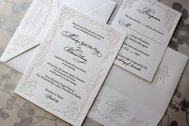 wedding invitation program ornate letterpress wedding program fans