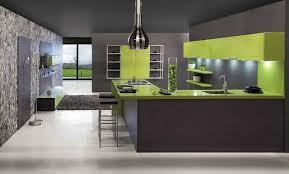 cuisine gris et vert anis cuisine vert et gris