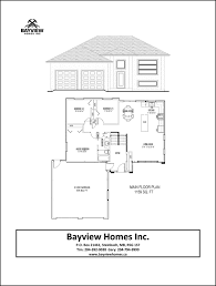 building a home bayview homes inc