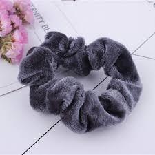 hair scrunchie 4 pcs women elastic accessories hair scrunchie ponytail holder