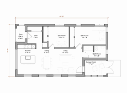 house square footage small house floor plans under 1000 square feet unique house plans