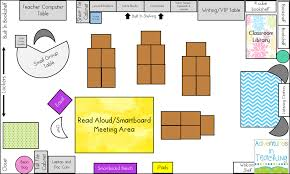 classroom layout for elementary adventures in teaching a bright idea digital classroom layout