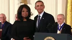 Ryan From Flipping Out by Oprah Winfrey Awarded The Medal Of Freedom With Loop Control