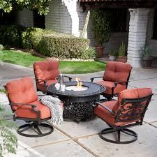 furniture fire pit tables inspirational avondale piece aluminum