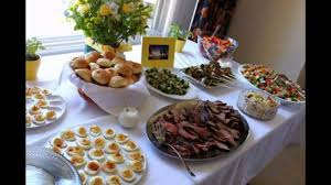 Ideas For Bridal Shower by Bridal Shower Party Food Ideas Youtube