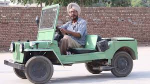 open jeep modified dabwali a mechanic builds tiny jeep for physically challenged youtube