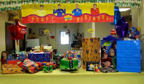the wiggles birthday party ideas photo 3 of 32 catch my party