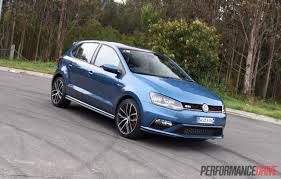 volkswagen polo 2015 interior 2015 volkswagen polo gti review track test video
