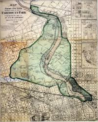 Philadelphia Pennsylvania Map by Philly H2o Maps