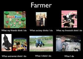Farming Memes - whatpeoplethinkido 45 farmer