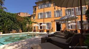 luxury hotel pan dei palais saint tropez france luxury dream