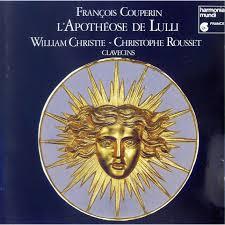 William Christie Francois Couperin L U0027apotheose De Lulli William Christie