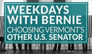 Us Senate Floor Plan Time To Vote Here Are Vermont U0027s Candidates For U S Senate