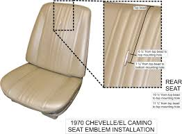 Car Upholstery Installation Tech Tips Parts Unlimited
