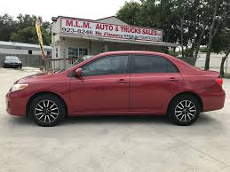 2009 Toyota Corolla Roof Rack by 50 Best San Antonio Used Toyota Corolla For Sale Savings From 2 739