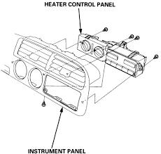 repair guides heater control panel autozone com