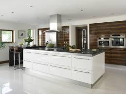 Shiny White Kitchen Cabinets Gloss White Kitchens Hallmark Kitchen Designs