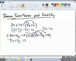How To Simplify Your Home by Removing Parentheses U0026 Simplifying Youtube