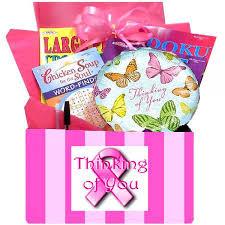 cancer gift baskets and strength breast cancer basket