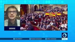 spanish pm vows to challenge catalonia parliament u0027s independence