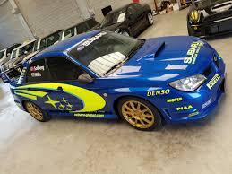 subaru rally wrx racecarsdirect com subaru impreza 2 5 wrx sti solberg livery