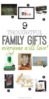 9 thoughtful family gifts that everyone will really