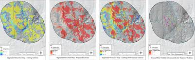 Radius Maps Assessing Cumulative Visual Impacts For Wind Projects