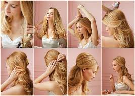 tutorial menata rambut panjang simple tutorial ide menarik menata rambut ke pesta tutorial menata rambut