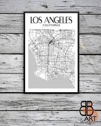 california map framed 18 best los angeles prints images on los angeles los