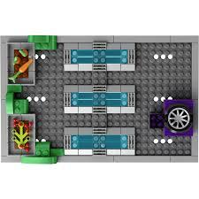 Simpsons Floor Plan Lego The Simpsons 71016 Kwik E Mart Box Ok