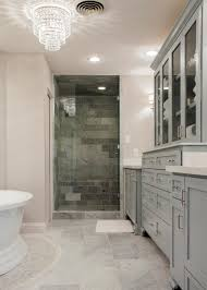 photos hgtv fixer upper elegant remodeled bathroom with chandelier
