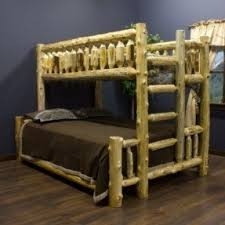 Wood For Building Bunk Beds by Boys Bunk Beds Twin Over Full Foter