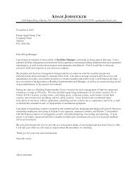 Free Sample Cover Letters Sample Cover Letter Without Addressee Gallery Cover Letter Ideas