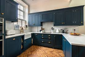 navy blue kitchen cabinet pulls kitchen herringbone kitchens