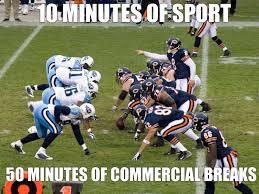 Football Meme - american football in a nutshell by kickassia meme center
