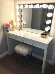 Table Vanity Mirror Awesome Table Vanity Mirror Best Ideas About Diy On Regarding