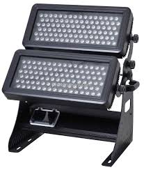Exterior Led Flood Light Bulbs by Led Lighting Led Outdoor Flood Lights Super Heat Removal Function