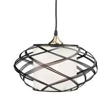 Wire Cage Light Led Cage Pendant Lights Hanging Lights The Home Depot