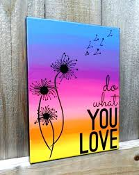simple canvas painting ideas quotes captivating map of the