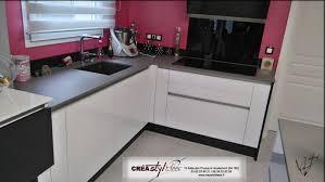 cuisine blanc mat sans poign cuisine blanc mat sans poignee unique s de cuisines réalisées sur
