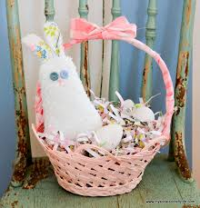 painted easter baskets diy easy upcycled painted easter baskets my so called crafty